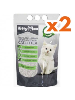 KittyMax Alovera  Kokulu 10LT X 2 Adet-Ücretsiz Kargo
