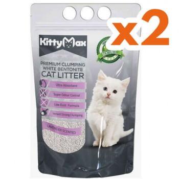 KittyMax Lavanta Kokulu 10LT X 2 Adet-Ücretsiz Kargo