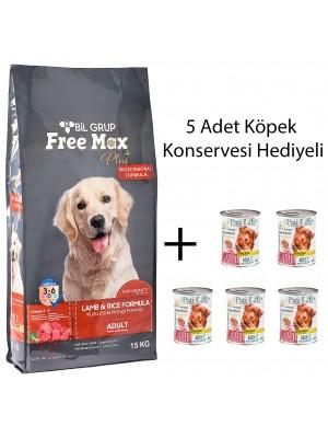Free max 15 KG alana 5 adet yaş mama hadiyemizdir....